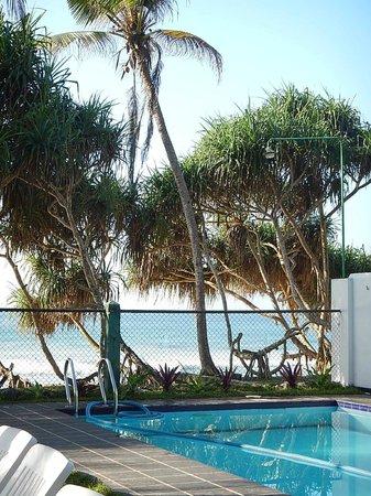 Villa Tissa Beach Resort: The pool
