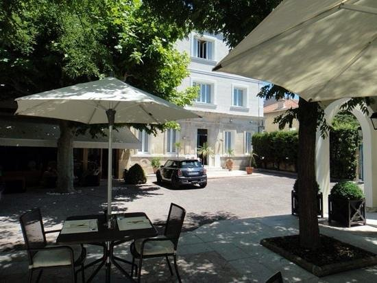 New Hotel Bompard: accomodation