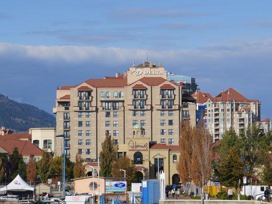 Delta Hotels Grand Okanagan Resort : Hotel
