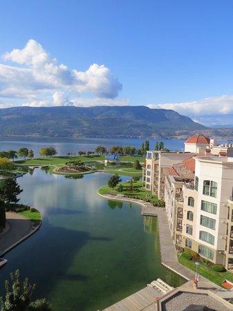 Delta Hotels by Marriott Grand Okanagan Resort: Gorgeous Views