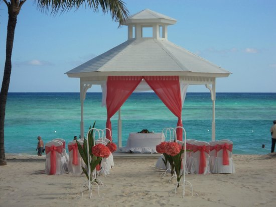 Majestic Colonial Punta Cana : place to be married on the beach
