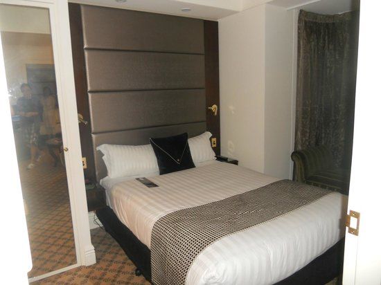 Stamford Plaza Melbourne: Second bedroom