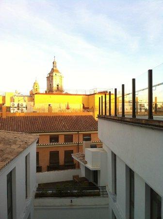 Vincci Seleccion Posada del Patio : Vista desde la terraza