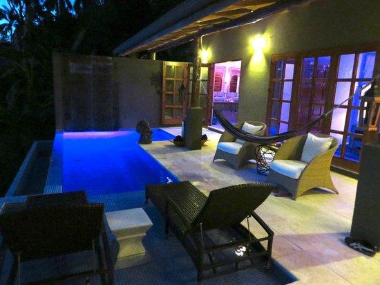 Casa Chameleon Hotel Mal Pais : Villa Estrella