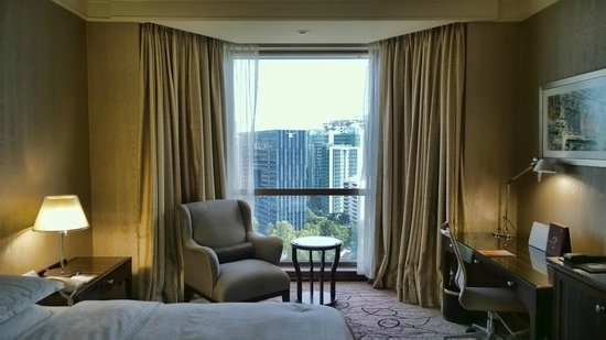 Sheraton Towers Singapore: Deluxe Room