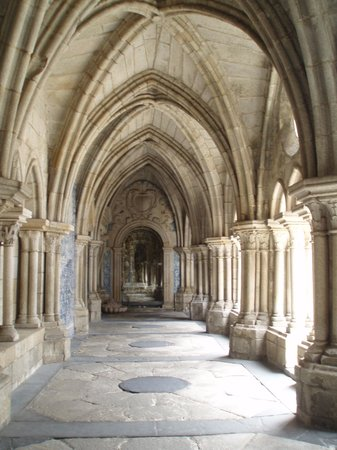 Porto Cathedral (Se Catedral): Kloostergang