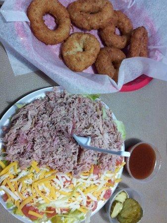 BBQ Joes: BBQ Salad