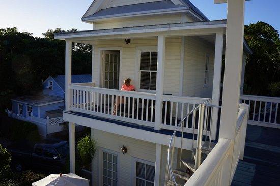 Azul Key West: Vores Terrasse