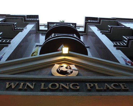 Win Long Place Hotel & Apartment: facciata dell'hotel