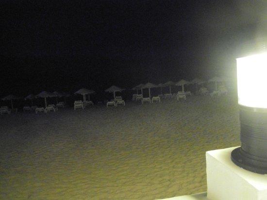 Hotel Riu La Mola : veduta dal ristorante sul mare