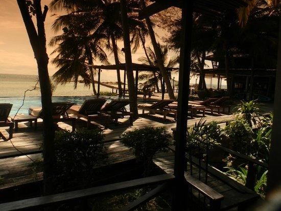 Sunset Cove Resort : Tramonto