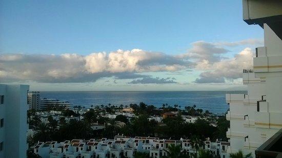 Aparthotel Club Bonanza : January Sunrise from 811 balcony