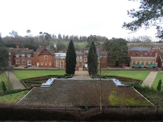 Wotton House Hotel : View of Hotel