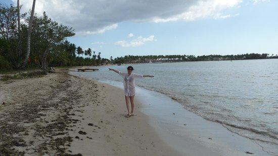 Grand Bahia Principe La Romana : Playa