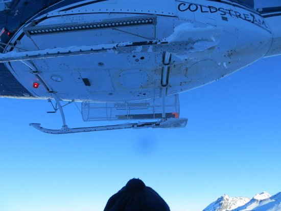 Rk Heliski: And when it's gone we are left in silence