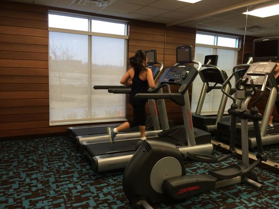 Fairfield Inn & Suites St. Louis West/Wentzville: Exercise Room