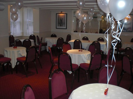 snobs private function room picture of kingston theatre