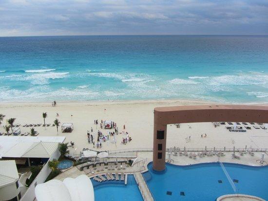 Beach Palace: beautiful ocean view