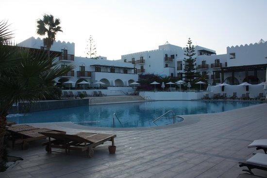 Sensimar Oceanis Beach & Spa Resort: main pool
