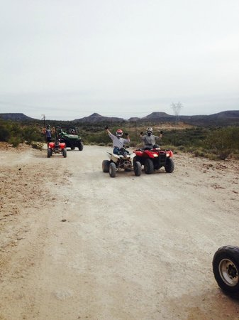 Arizona Outdoor Fun: ATV fun