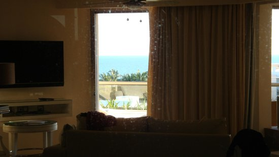 Beloved Playa Mujeres : View from the shower