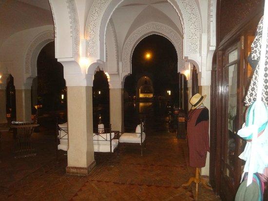 La Villa des Orangers - Hôtel : Innenbereich