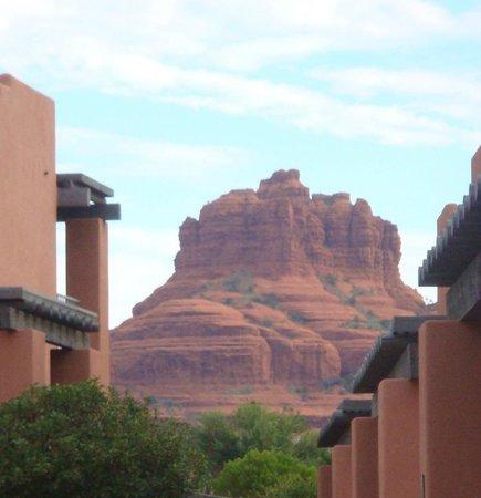 Bell Rock Inn: Bell Rock view