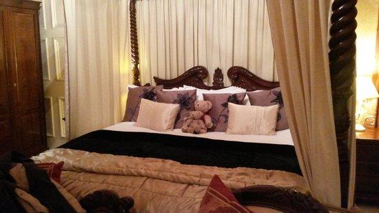 Kingsburgh House : Kingsburgh room
