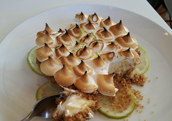 Fishing with Dynamite: Key Lime Pie