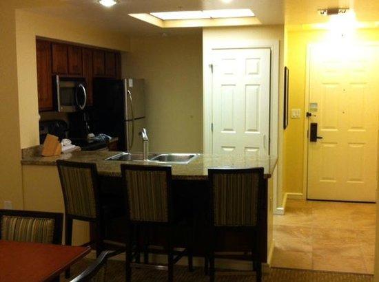 Marriott's Grande Vista: cozinha
