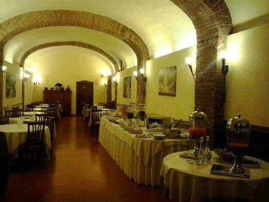 Borgo Antico: Sala colazioni