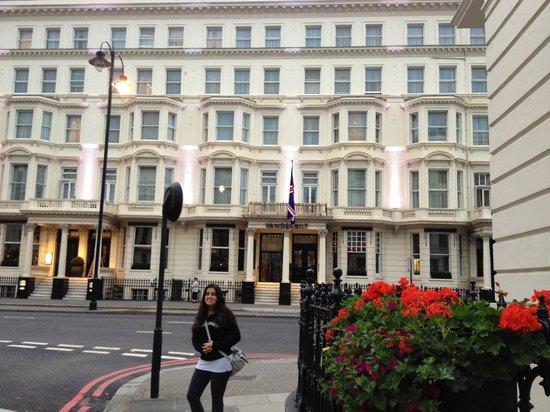 Radisson Blu Edwardian Vanderbilt : Entrada do Hotel
