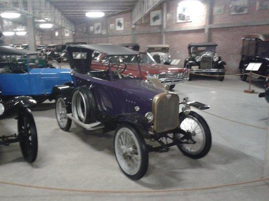 Museo del Automovil Coleccion Nicolini: Wanderer