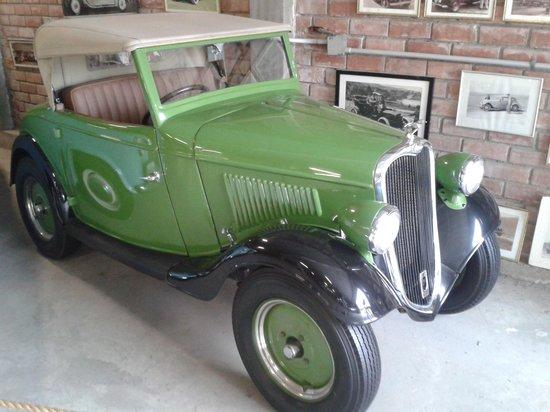 Museo del Automovil Coleccion Nicolini