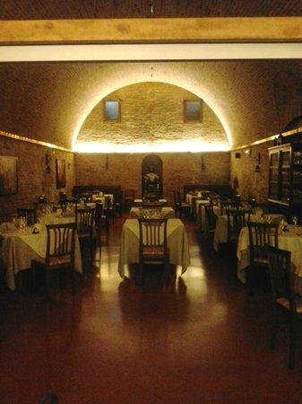 Borgo Antico: Sala ristorante