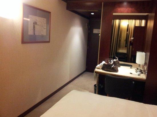 NH Roma Leonardo da Vinci : view of the room