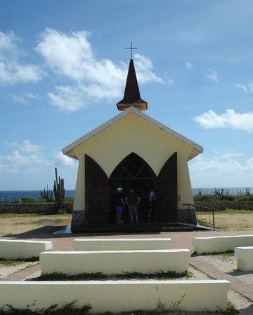 Hyatt Regency Aruba Resort and Casino: Church on an excursion