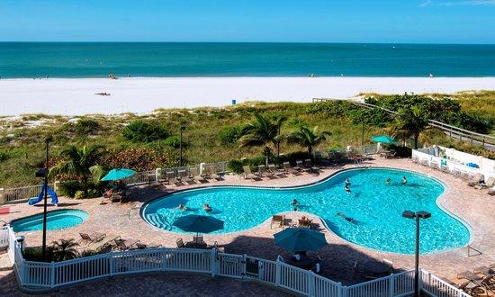 Sunset Vistas Beachfront Suites Updated 2017 Prices Hotel Reviews Treasure Island Florida Tripadvisor