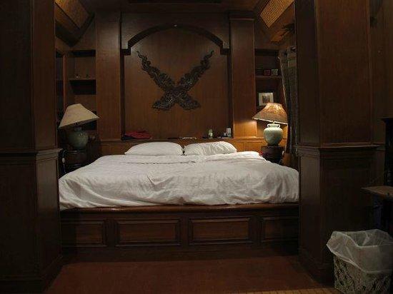 Fulay Guest House: Thai-Room Bett