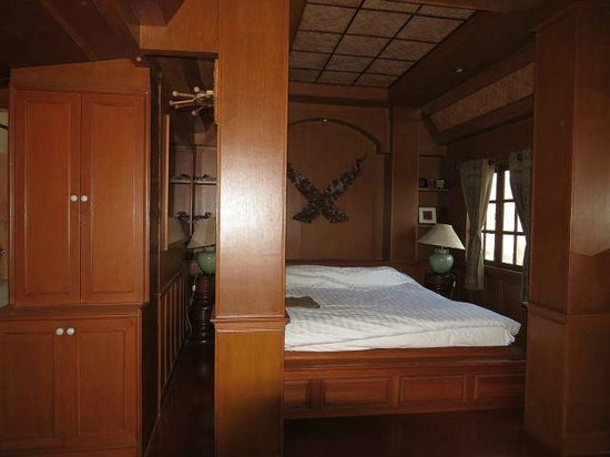 Fulay Guest House: Thai-Room Bett