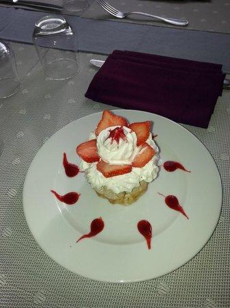 Hotel La Croix de Luge : Yummy !