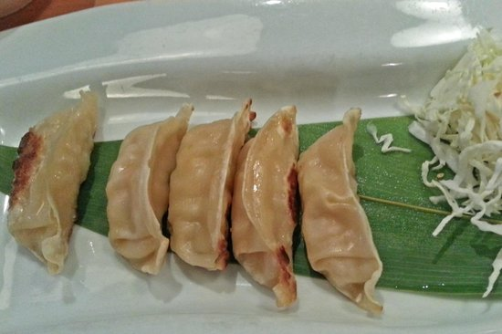 Tsunami: Four Okay Potstickers