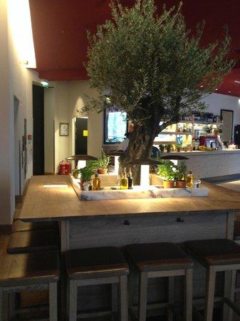 Vapiano: Good atmosphere
