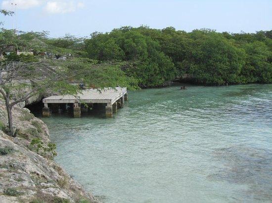 Savaneta, Aruba: Mangel Halto Beach  Aruba