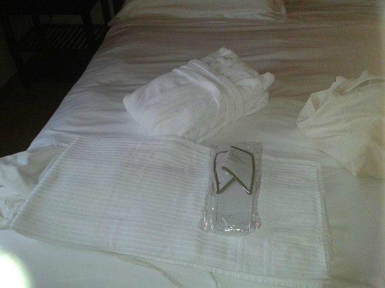 Ambasciatori Place Hotel : kit per la spa