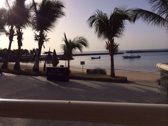 Terrou-Bi : Breakfast view