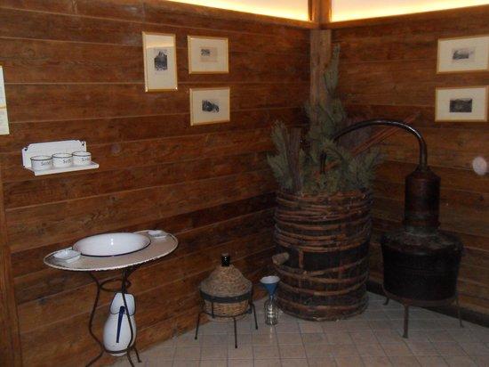 Hotel Uhrerhof-Deur : centro benessere