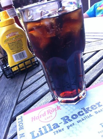 Hard Rock Cafe: PepsiMax