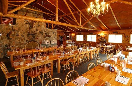 Kesagami Wilderness Lodge