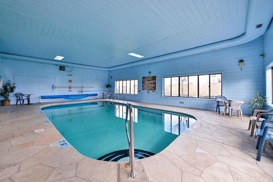 Americas Best Value Inn Morton/Peoria: Indoor Heated Pool